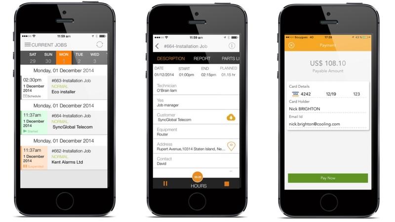 Nuestra app de servicio técnico: funciones y beneficios