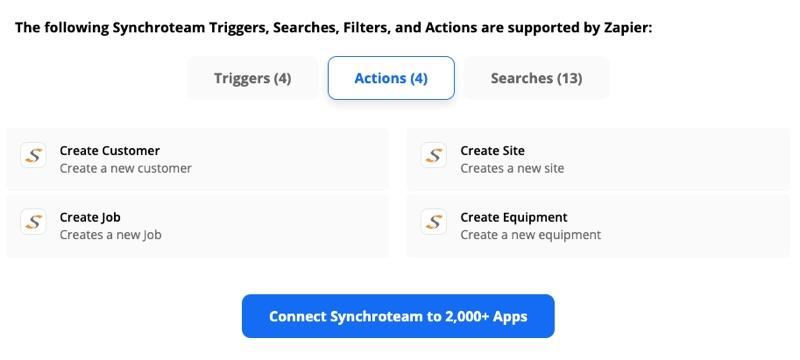 3 nuevas funciones en Synchroteam para potenciar tu productividad